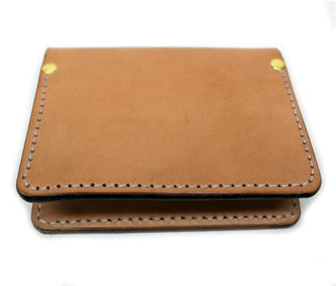 Handmade Leather Wallets Usa - leather bifold wallet leather cardholder wallet