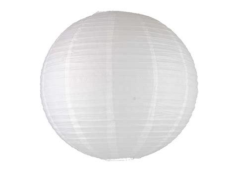 Paper Lantern White sweet pea paper lanterns