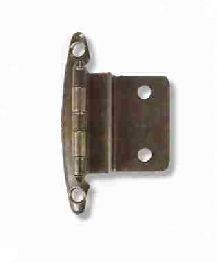 swing free hinges hinge 3 8 quot inset free swing antique brass