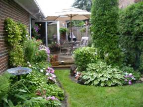 Garden Ideas Small Yard Our Back Yard Garden In July 05 Flickr Photo