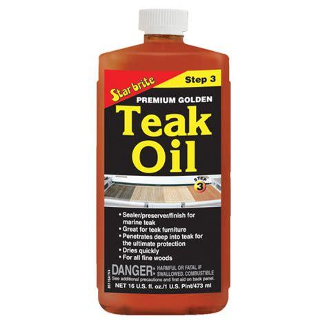 best teak oil for boats star brite premium teak oil sheridan marine