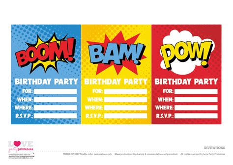 printable superhero party decorations free superhero party printables catch my party