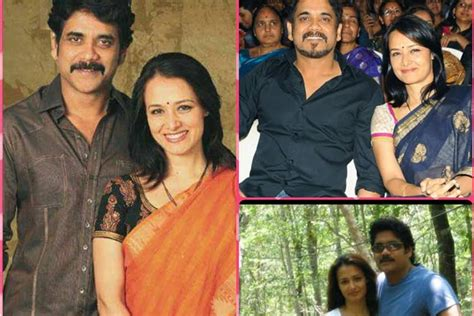 actress amala and nagarjuna wedding photos nagarjuna amala akkineni meet telugu cinema s power