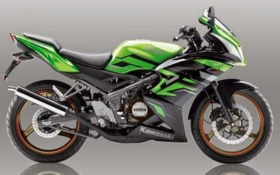 harga kawasaki 150rr review spesifikasi september 2017