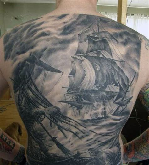 sailing ship tattoo 70 ship ideas for a sea of sailor designs