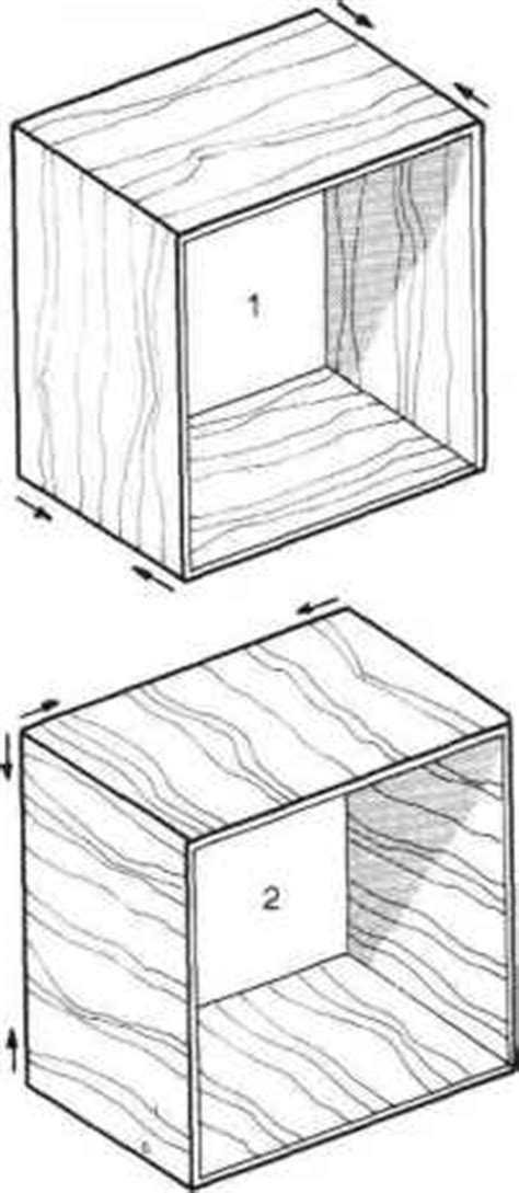 Solid Board Carcass Construction Furniture Making