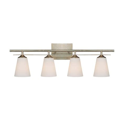 bathroom 4 light vanity fixture transitional 4 light 31 5 wide bathroom vanity fixture