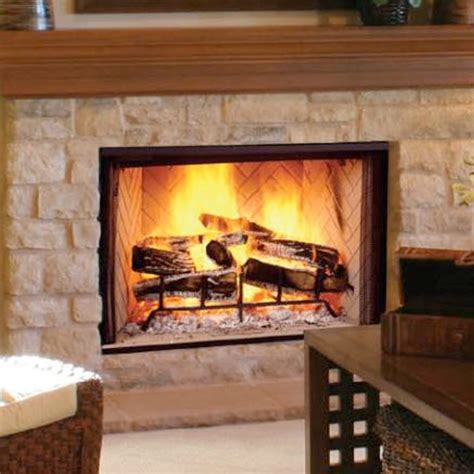 Spa Fireplace by Biltmore Wood Burning Fireplace Northstar Spas