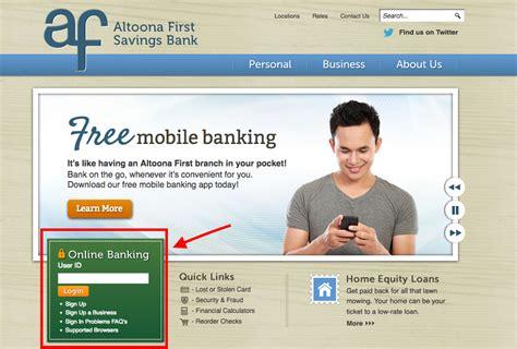 aachener bank banking login altoona savings bank login banking