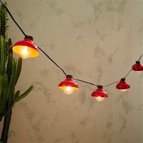 industrial string lights industrial string lights west elm