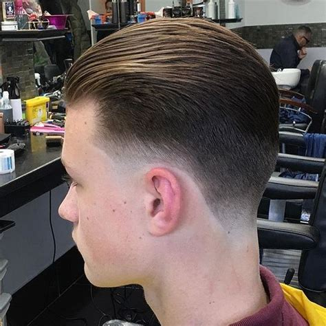 Slick Back Hairstyle by How To Slick Your Hair Back Mens Slicked Hairstyles