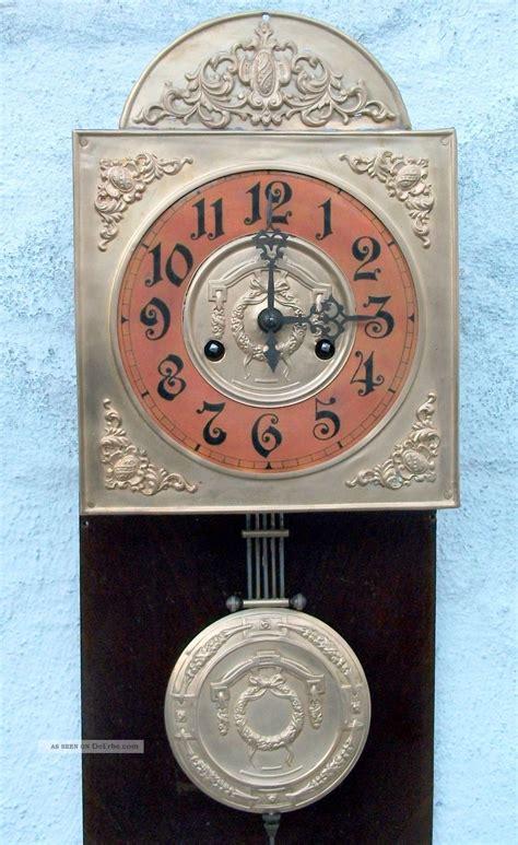 Freischwinger Uhr by Gustav Becker Uhrwerk Freischwinger Uhr Wanduhr Regulator