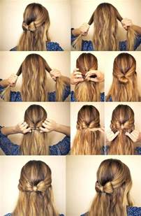 bow hair stylish hair bow tutorials and ideas pretty designs