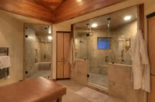 Ideas For Master Bathrooms elegant shower ideas for master bathroom homesfeed