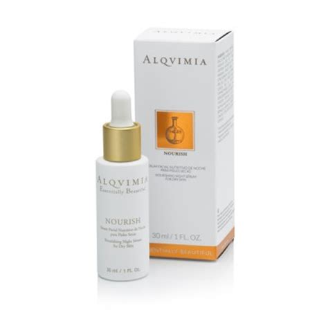 Serum Nourish Care nourish nourishing serum for skin alqvimia