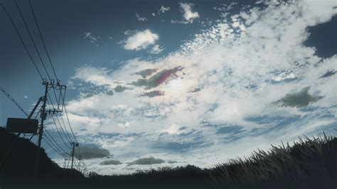 centimeters per second 5 centimeters per second wallpaper zerochan anime image