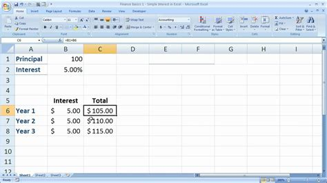 interest only amortization schedule excel interest only loan