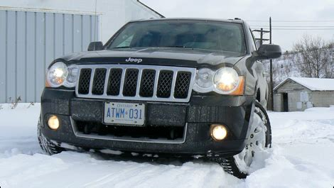 2008 Jeep Grand Overland Reviews 2008 Jeep Grand Crd Overland Review