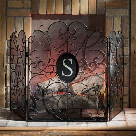 Monogrammed Fireplace Screen by 76 Best Images About Designs Fireplaces On