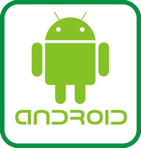 emblem android logo android vector not designer