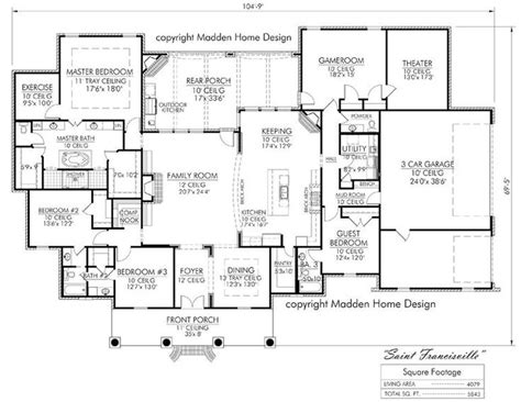 a lot more than 20 unusual berm house floor plans elegant a lot more than 20 clever cottage floor plans ontario