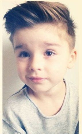 cute hairstyles for boys