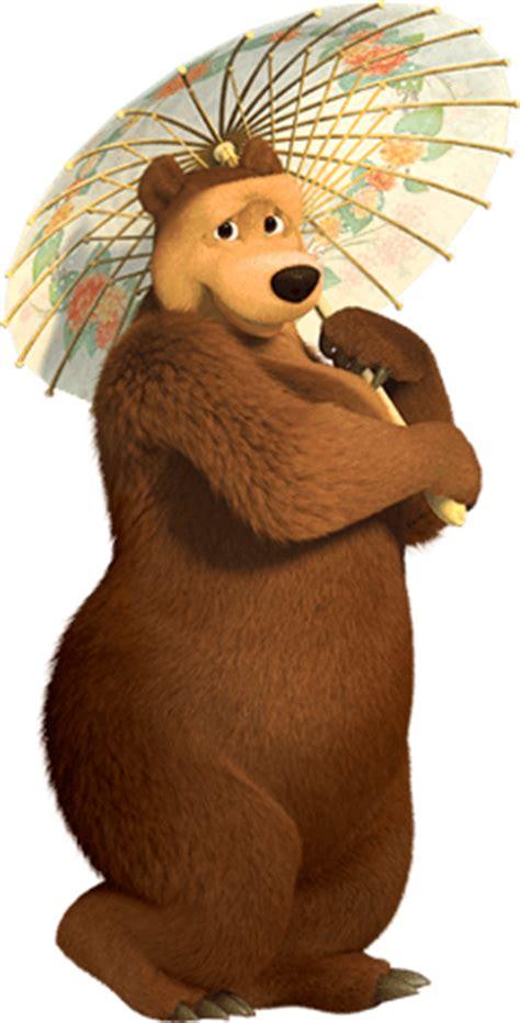 coleccion de gifs imagenes de masha  el oso