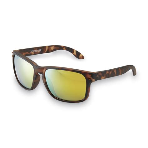 Jo In Retro Sunglasses joe boxer s retro style sunglasses faux tortoiseshell