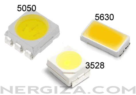 Led Smd 5630 tipos de leds en bombillas smd cob 5050 5630 nergiza