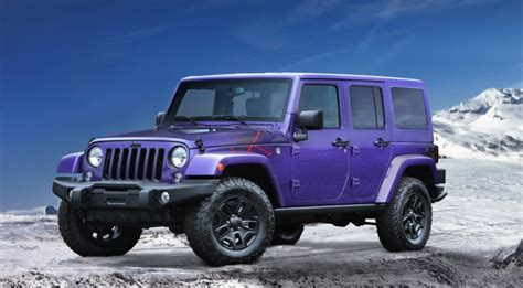 With Jeeps 2 New Limited Edition Jeeps Are Coming What Do They Offer