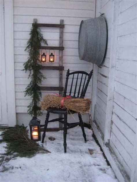 winter porch decorating ideas 1000 images about outdoor decorating on pinterest fall