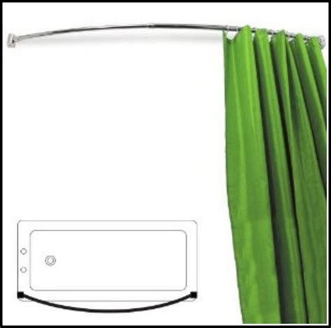 flexible bow window curtain rods flexible curtain rods for bow windows curtains home