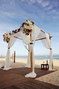 Beach Wedding Arch Beach Wedding Ceremony Quotes
