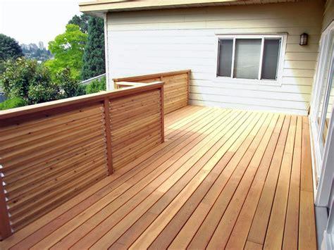 clear cedar deck sealer decks ideas