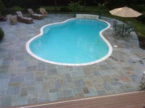 bluestone pool coping bluestone pool coping bluestone pool deck and travertine