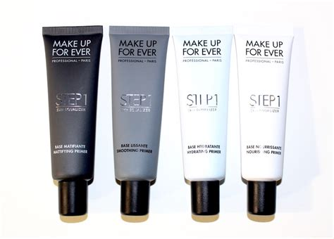 Makeup Forever Step 1 best makeup forever step 1 primer for you wink and a smile