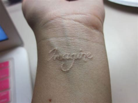 john tattoo on wrist 30 best images about white ink tattoos on pinterest