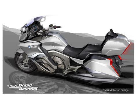 bmw motorrad neuheiten    grand america modellnews