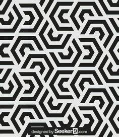the random universe making seamless hex tiles hexagonal pattern inspiration pinterest flats the
