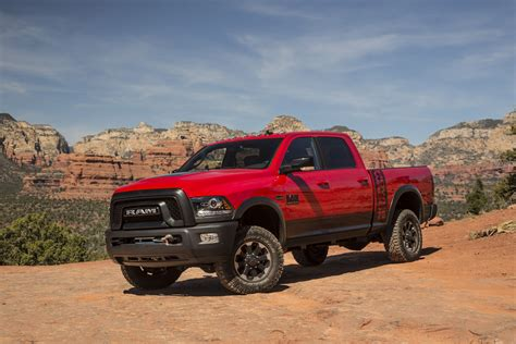 Ram Power 2017 ram 2500 power wagon drive
