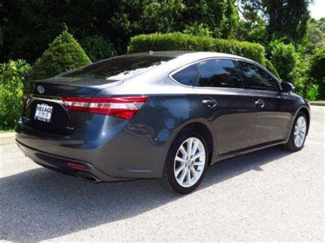2013 Toyota Avalon Xle Touring Find Used 2013 Toyota Avalon Xle Touring In 2431 S