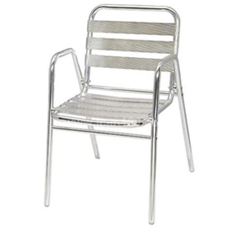 sedie in alluminio per esterno sedie da giardino in alluminio sedie per giardino