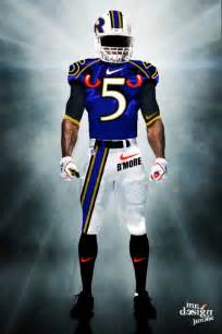 Late for work 3 6 look a different take on ravens uniforms