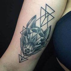 geometric tattoo artist essex wolf tattoo mandala style tattoos pinterest animal