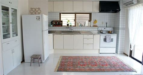 Removable Wallpaper For Kitchen Cabinets by Renter Friendly Cabinet Makeover Hometalk