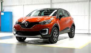 Small Renault Cars Renault Kaptur India Launch By H2 2017 Premium Small Car