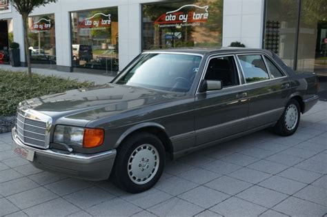 electronic stability control 1992 mercedes benz 500sel electronic throttle control 1990 mercedes benz 560 sel w126 is listed sold on classicdigest in gautinger stra 223 e 8de 82319