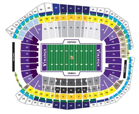 seat bank pin nfl football stadiums on