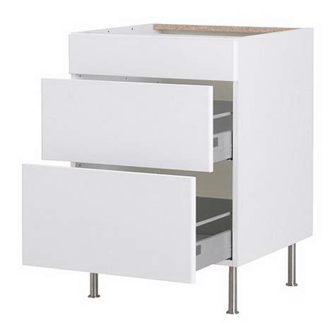 modern kitchen base cabinets from ikea stylish