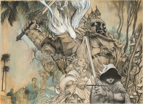 libro fables covers by james illustrator of the week james jean the rational artisan